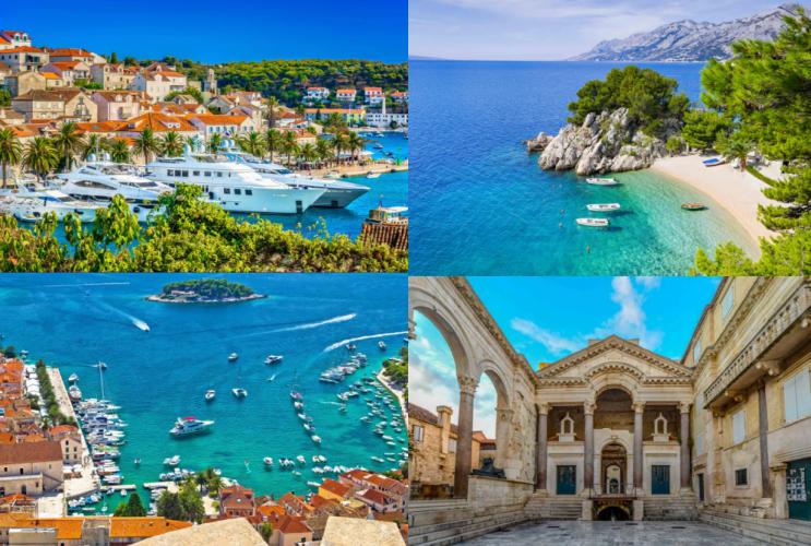 vip travel in croatia